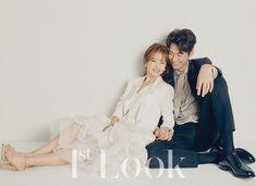Park Boyoung and Lee Youngkwang Jung So Min, Korean Couple Photoshoot, Kim Young Kwang, Star Magazine, Park Bo Young, Future Photos, Kpop Fashion, Wedding Photoshoot, Couple Pictures