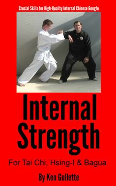 Internal Strength for Tai Chi, Hsing-I and Bagua -- Kindle Ebook. This is the companion book for the Internal Strength DVD. The ebook contains more than 150 photos and descriptions of exercises that help develop body mechanics for high-quality internal kung-fu. Available in the Amazon Kindle Store. Download the free Kindle app and read it on any device.