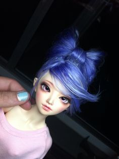 Minifee Shushu - One of the loveliest versions of this doll I've ever seen.
