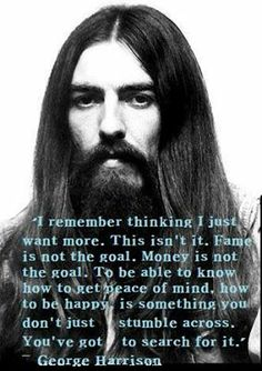 my favorite Beatle George was an INFJ