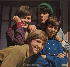 Hey, Hey, we're the Monkees ♥ My Favorite Music, Favorite Tv Shows, We Happy Few, Michael Nesmith, Peter Tork, My First Crush, Davy Jones, My Only Love, The Monkees