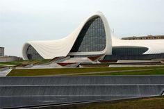 BAKU | Heydar Aliyev Cultural Center | 74m | Com - Page 3 - SkyscraperCity