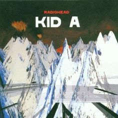 Kid A is the fourth album by rock band Radiohead. Released in the October of this album summarizes the distinct sound that makes up Radiohead. Radiohead Kid A, Radiohead Albums, Music Albums, Radiohead Poster, Top 100 Albums, Great Albums, Music Covers, Album Covers, Lps