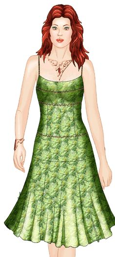 248 Free Dress Patterns! Including a convertible dress!