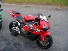 Custom Honda  Motorcycle Graphics