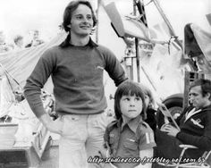 Gilles Villeneuve and Little Jacques