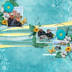 Life is Better with Dolphins Saffron Days - Azure Nights #OvertheFenceDesigns #ADBDesigns ADB Store: http://adb-designs.com/shop/index.php?main_page=advanced_ GDS: http://www.godigitalscrapbooking.com/shop/index.php?main_page=product_dnld_info&cPath=29_335&products_id=28639 theStudio: https://www.digitalscrapbookingstudio.com/personal-use/kits/saffron-days-azure-nights-page-kit/  My daughter and SIL at Dolphin Cay swimming with the Dolphins.   Template #HeartStringScrapArt Coastal Tides