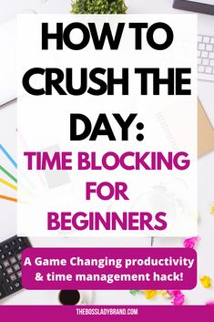 Block Calendar, Time Management Strategies, Job Interview Questions, Work From Home Tips, Employee Engagement, Financial Literacy, School Counselor, What You Can Do, Career Advice