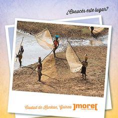 """¿Conocés #Guinea? ¿Enviás remesas a este destino?  Contale a tus seres queridos que allí pueden cobrar sus #Giros en las diferentes filiales de """"Albi Financement"""""""