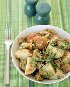 Top 10 Summer Cookout Potato Salad Recipes: Grilled Sausage and Potato Salad