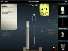 Free Technology for Teachers: Students Can Build and Launch Virtual Rockets on Rocket Science 101 from NASA -- cool, fun website