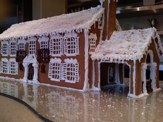 gingerbread house — Gingerbread Houses