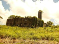 Abandoned distillery in Barbados | The 33 Most Beautiful Abandoned Places In The World