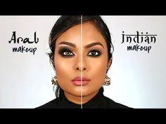 We compare Khaleeji Arabic makeup with Indian makeup today. Khaleeji makeup is Kuwaiti, Emirati , Bahraini, Saudi makeup that is prevalent in GCC countries l...
