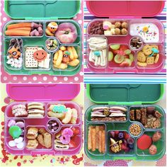 Bento ideas for kids that can be done in under 5 minutes by CaptureByLucy…