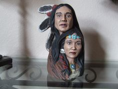 Ceramic Art Hand painted by me. Nancy Gil
