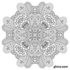1453906124_01.08.2015-black-and-white-mandala-.jpg (500×500)