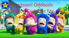 Funny Cartoon! Oddbods Compilation Cartoons For Children Kids 39