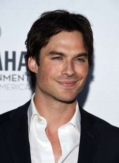 Ian Somerhalder attends Heifer International's Annual Beyond Hunger Gala at the Montage on September 2015 in Beverly Hills, California. Heifer International works to end hunger and poverty while caring for the Earth. Vampire Diaries, Boone Carlyle, Azzaro, Damon Salvatore, Words To Describe, Ian Somerhalder, Leonardo Dicaprio, Beverly Hills, The Man