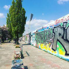 #streetart #berlin #mauerpark by sanneliefrink