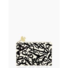 kate spade new york - LITERARY GLASSES PENCIL POUCH SET