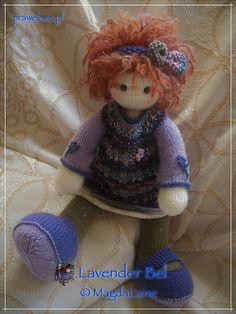 Ravelry: Lavender Bel pattern by MagdaLaine