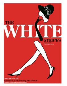The White Stripes in Providence.