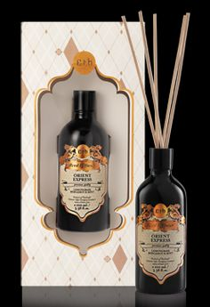 Reed diffuser packaging