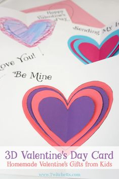 192 Best Diy Valentines For Kids Images In 2019 Handmade