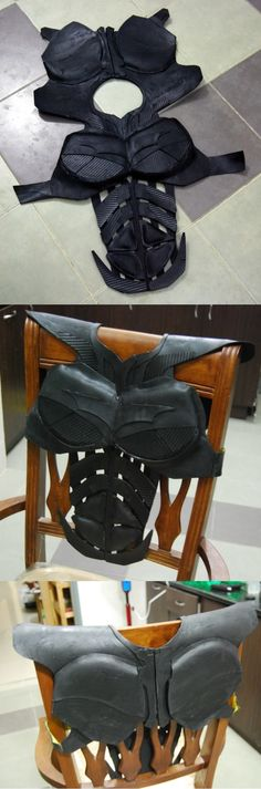 TDK Foam Pattern, Design, Costume Build. ( PIC Heavy) - Page 5