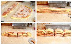 Cinnamon Bread Collage by joy the baker, via Flickr