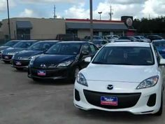 Houston TX 2014 Mazda Service & New Car Sales Dealer Magnolia TX   Mazda 2014 Willowbrook TX
