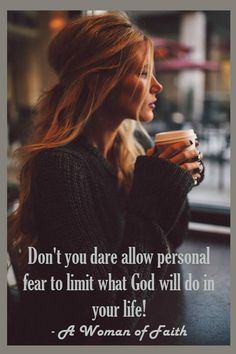 """He has not given me a spirit of fear! You are my bravery Lord! Wow! This is encouragement when we face so much adversity. I hear Mom talking to me. """"Get up and dust your knees off. Now move on, there's work to be done."""""""