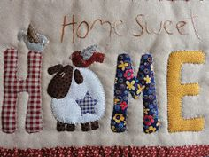 Sheep, Quilting, Farmhouse, Kids Rugs, Embroidery, Home Decor, Scrappy Quilts, Portion Plate, Throw Pillows