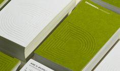 Dronninga Landscape Architects Visual Identity