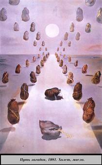 The Path of Enigma - Salvador Dalí