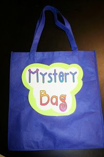 Mystery Bag w/ Mr. Use for 5 senses/sensory details. Put hand in. Pick object, describe in French then look. To see if correct. Welcome To Kindergarten, Welcome To School, Kindergarten First Day, Kindergarten Classroom, Classroom Ideas, Classroom Rules, Classroom Behavior, Kindergarten Science, Classroom Organization