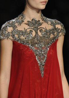 Monique Lhuillier f/w 2013-would love to have one of these in dark purple...or burgundy :)