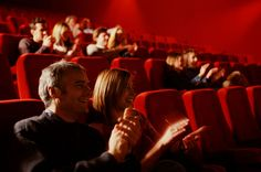 Attend a movie screening.
