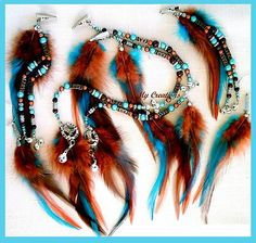 Southwestern Bling Horse Rhythm Beads