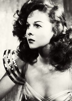Susan Hayward in Young and Willing 1943