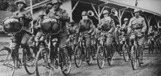 """Cycling to war.Wehrmacht Troops """"Das Truppenfahrrad"""" - Page 12 Panzer, Troops, Wwii, Dutch, Cycling, Indie, Army, Bicycles, Bike"""