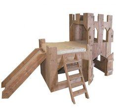 Castle Bedroom, Dream Bedroom, Kid Beds, Bunk Beds, House Bunk Bed, Kids Bedroom Boys, Room Themes, Kidsroom, Kids Furniture