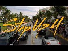 Step Up 4!! I'm kind of excited for this.. looks like it'll be good from the trailer!