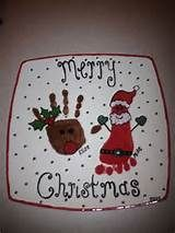 handprint and footprint christmas - Yahoo Image Search results