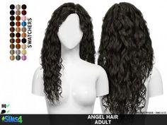 ANGEL HAIR by coupurelectrique