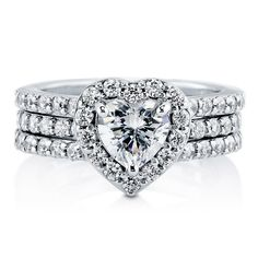 9c4b7a0608be1 98 Best Sterling Silver Rings images in 2018 | Gemstone Rings ...