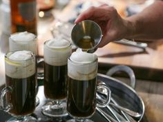Get this all-star, easy-to-follow Valerie's Irish Coffee recipe from Valerie Bertinelli