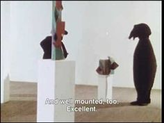 In Fischli and Weiss' first film together, a rat and a bear are out to make a lot of money in the Los Angeles art world. So when they find a corpse in a gall. Fischli Weiss, Lots Of Money, Process Art, Funny Art, Art World, Art Photography, Concept, Articles, David