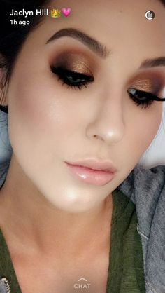 Love this eye look by Jaclyn Hill